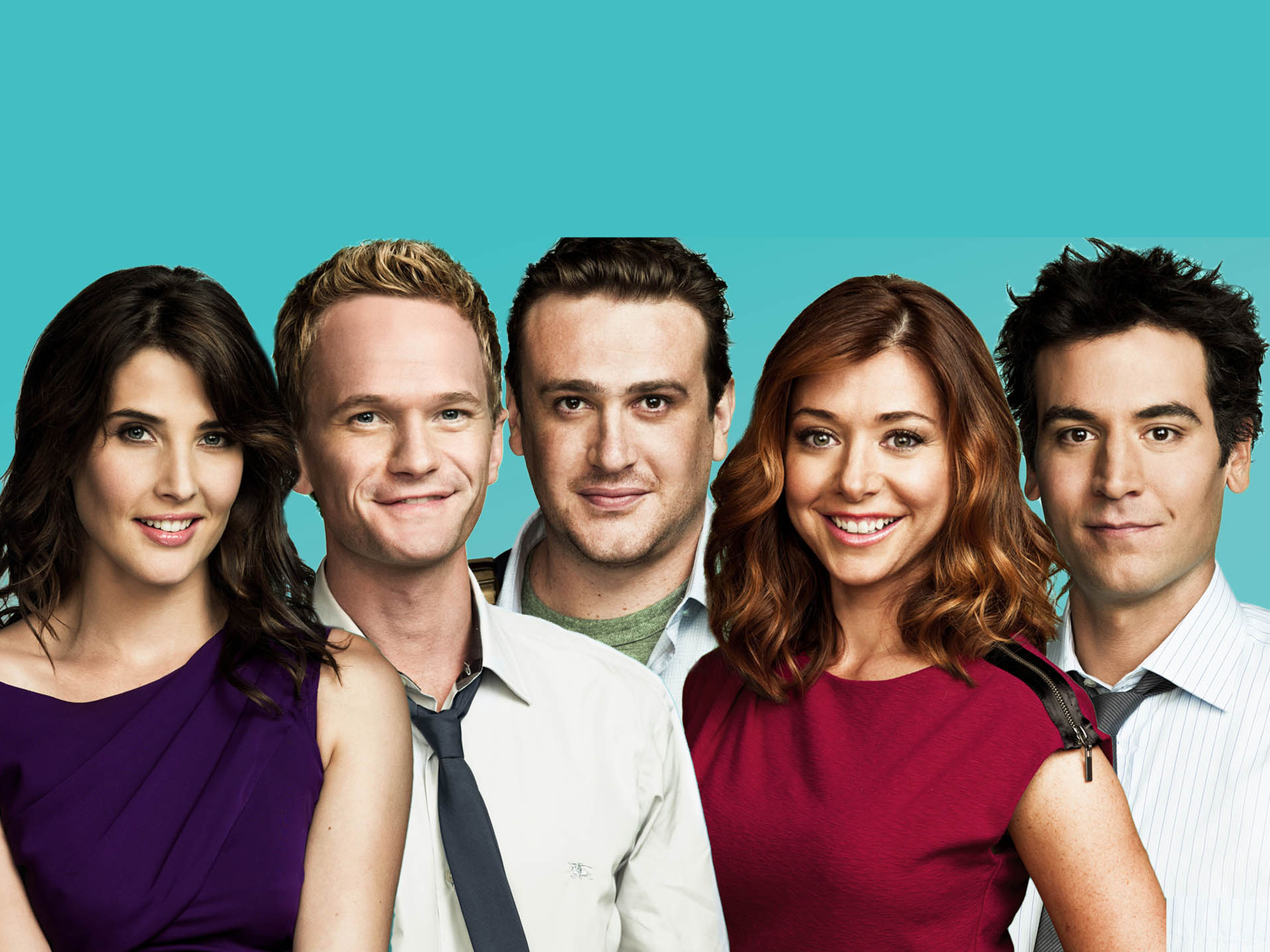 """How I Met Your Mother"" Social Media Campaign"