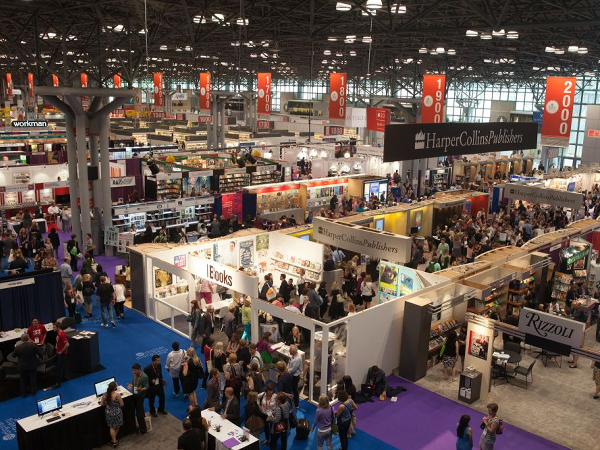 BookShout Creates eBuzz at Book Expo America 2015