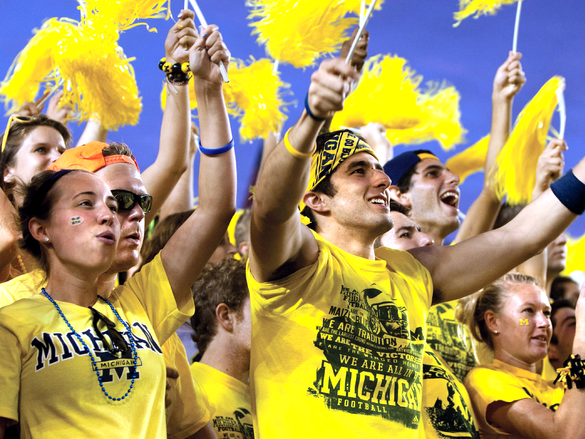 University of Michigan Custom eBook