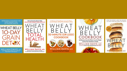 Wheat Belly Cookbook Facebook Campaign