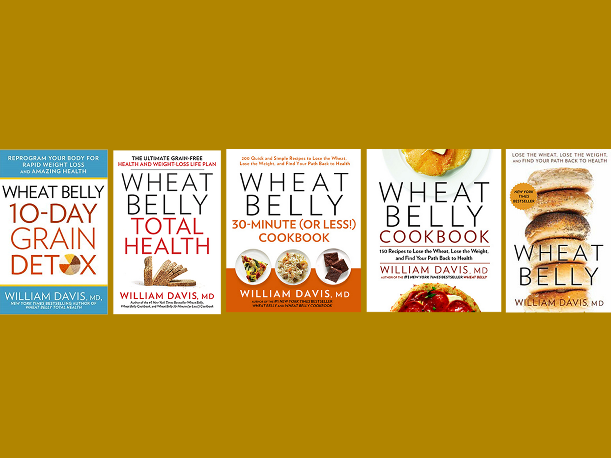 Rodale's Wheat Belly Cookbook Facebook Campaign