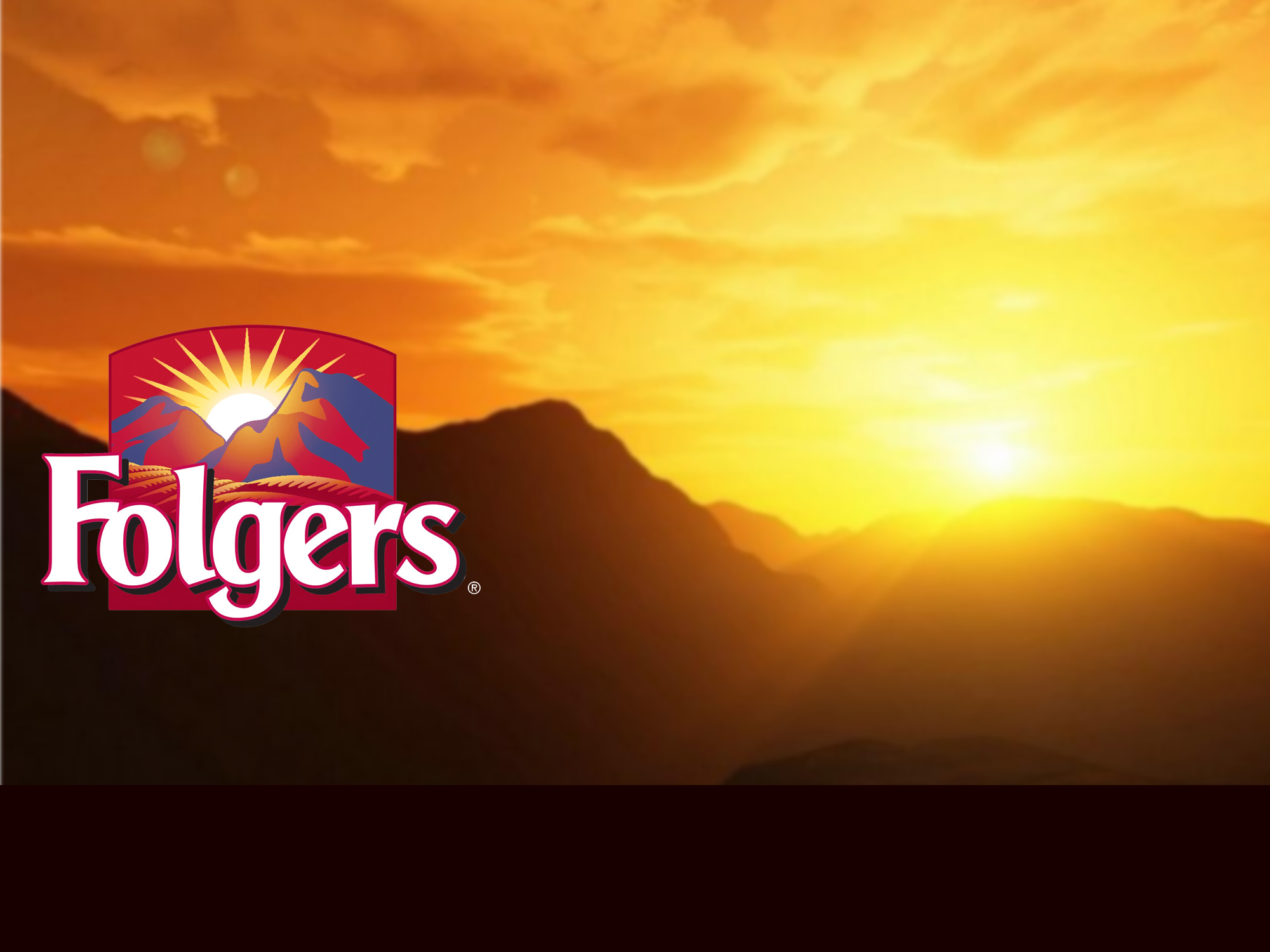 Folgers Wakes You Up with a Free eBook