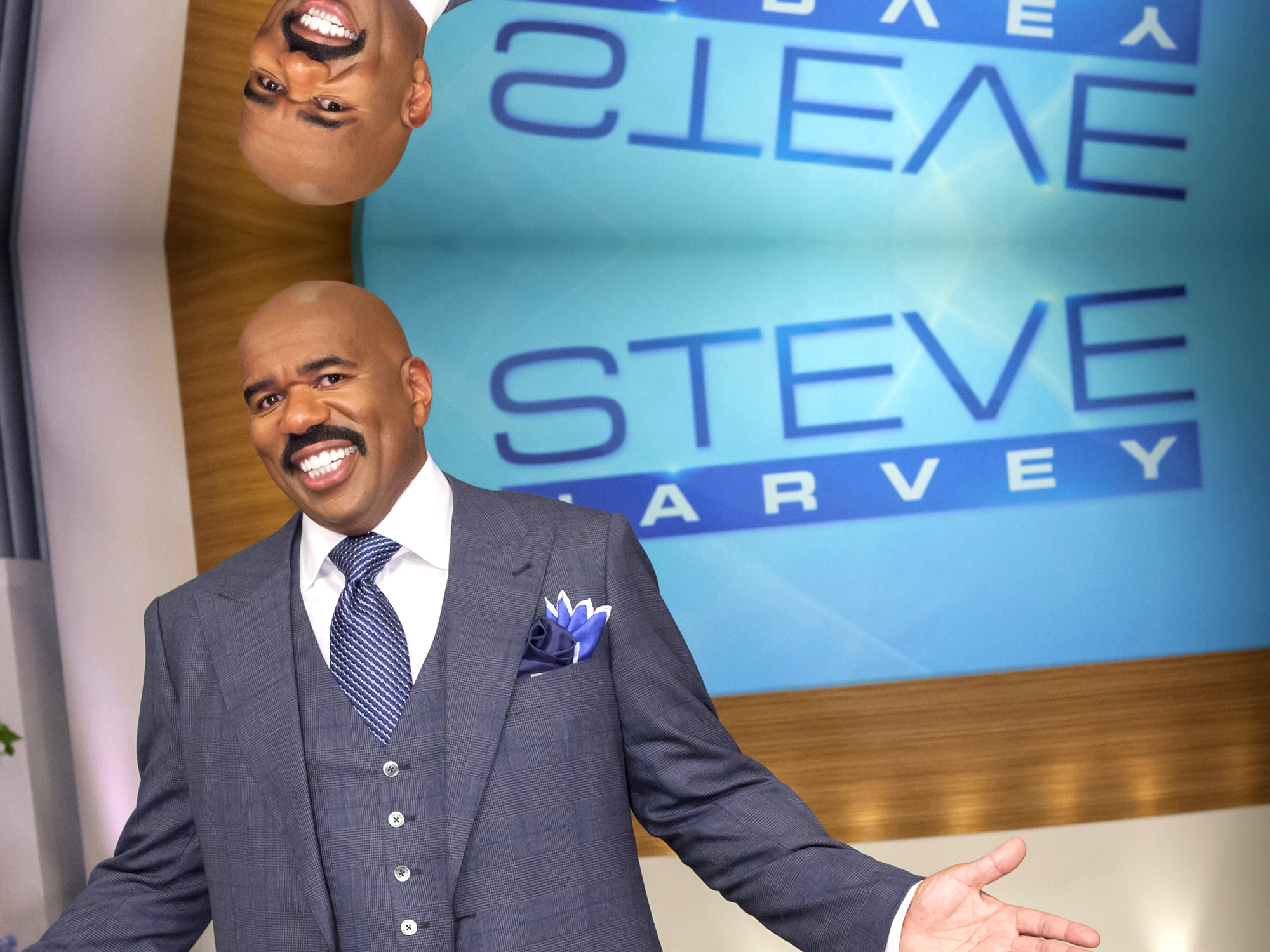 Steve Harvey Show Features eBook as Giveaway