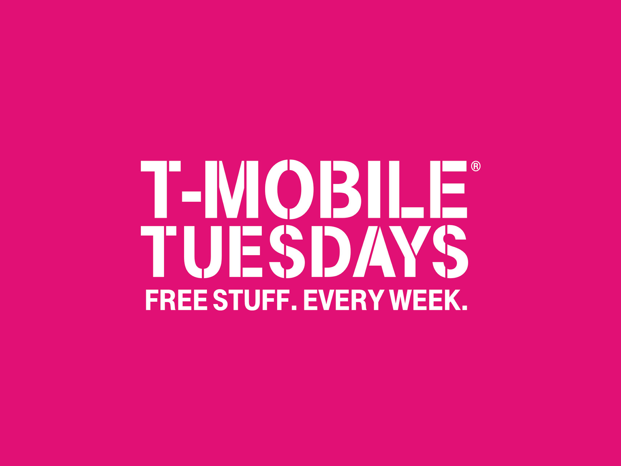 T-Mobile Tuesdays, America's Un-carrier Turns to eBooks for Epic Giveaway